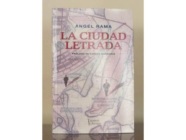 """De mi biblioteca: """"La ciudadletrada"""""""