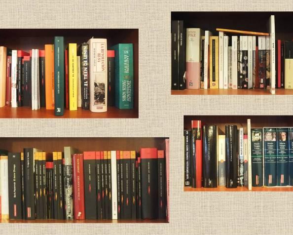 Libros y biblioteca